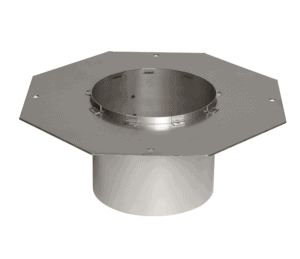 flange with white background
