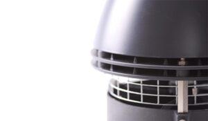 exodraft details of chimney fan