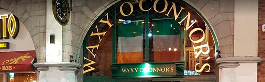 waxy o conner pub cover