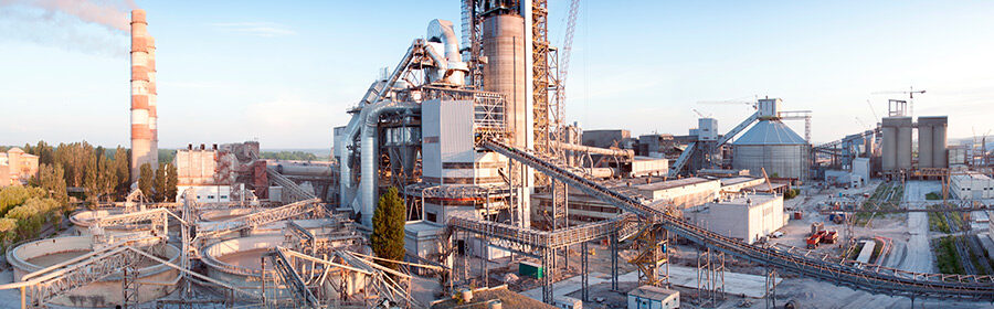 cement production cover