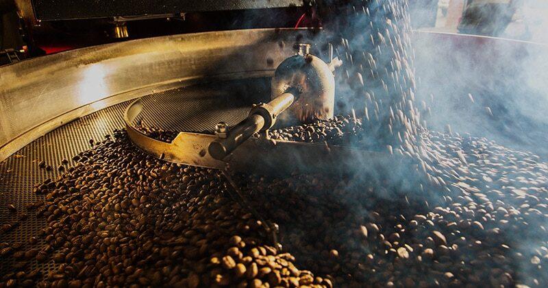 coffee roasteries