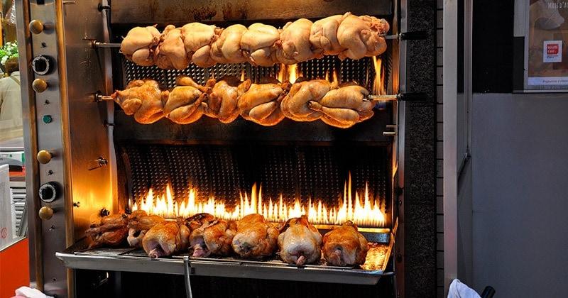 streetfood chicken